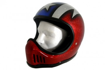 casque integral vintage cross 4h10.com