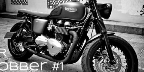 triumph bobber vintage racers 4h10.com