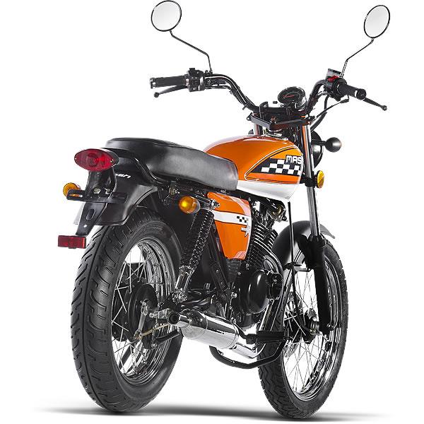 mash seventy moto neo retro 125cc 4h10. Black Bedroom Furniture Sets. Home Design Ideas