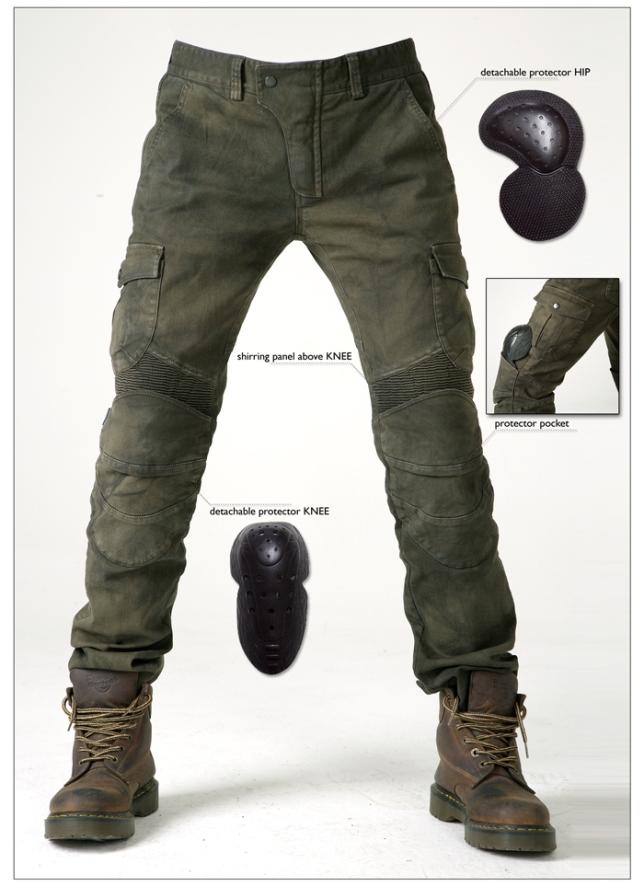 pantalon moto uglybros motor pool 4h10. Black Bedroom Furniture Sets. Home Design Ideas