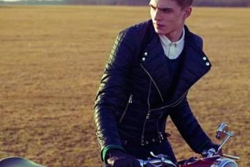 Balmain Biker Jacket - 4H10.com -3