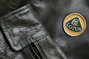 LOTUS RACING LEATHER JACKET 4h10.com