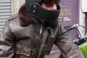casque retro vintage integral moto 4h10.com