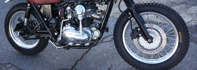 Pneu moto w650