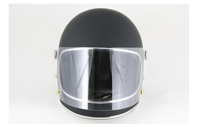 daytona helmet v2 black mat 1