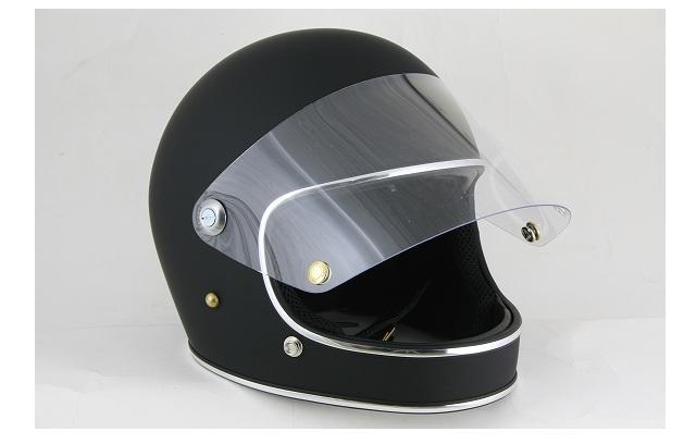 daytona helmet v2 black mat 4