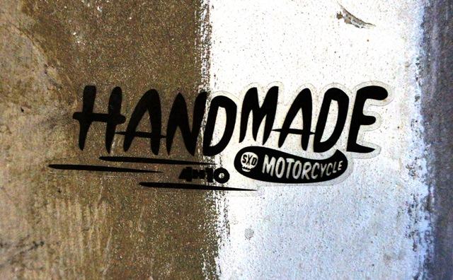 handmade motorcycle 4h10.com
