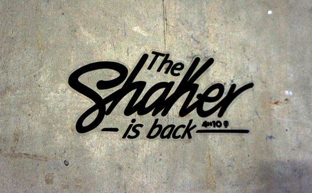 the shaker is back 4h10.com