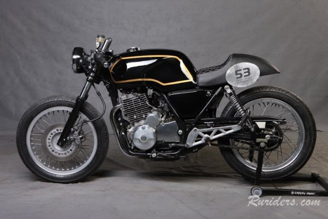 Cafe Racer Homologation France