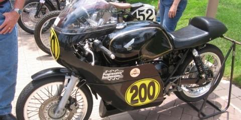 gb 500 racing