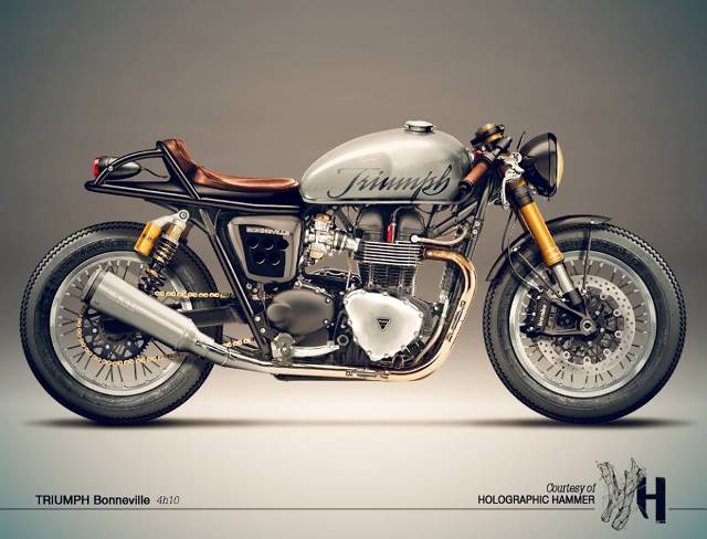 Cafe Racer Carenee