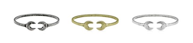 bracelets clé plate 4h10.com