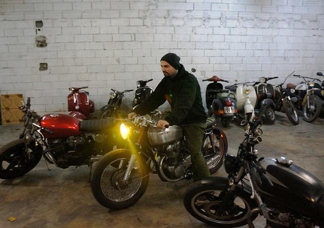 Dirty seven garage 4h10.com