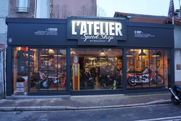 l'atelier speed shop by boulmich