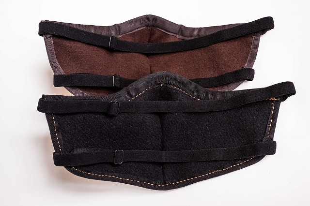 biker leather mask  4h10.com