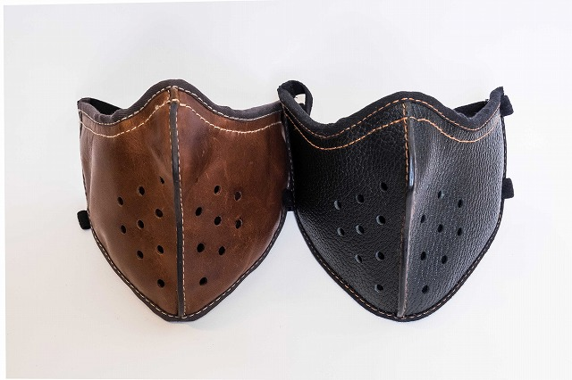biker leather mask  4h10.com