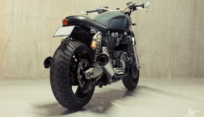 Yamaha 1200 Xjr 171 Fat Brat 187 4h10