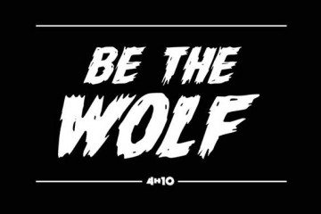 be the wolf affiche 4h10.com