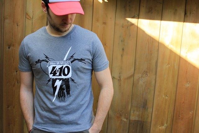 t shirt 4h10 dirt track