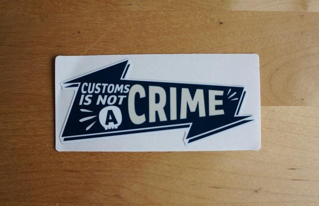 customs is not a crime 4h10.com