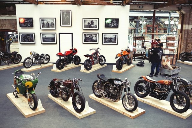 the bike shed london 2014