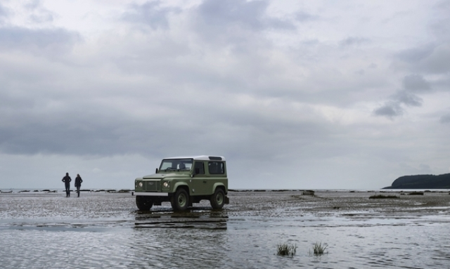 land rover defender special edition heritage 4h10.com