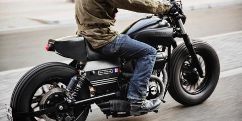 Bonneville And Son Parts Home Facebook >> Triumph Scrambler // Olivier's bike | 4h10