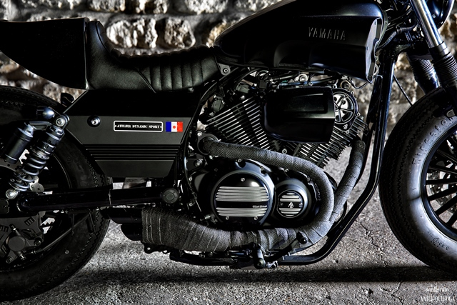 yamaha 950 xv dragster dynamic sport