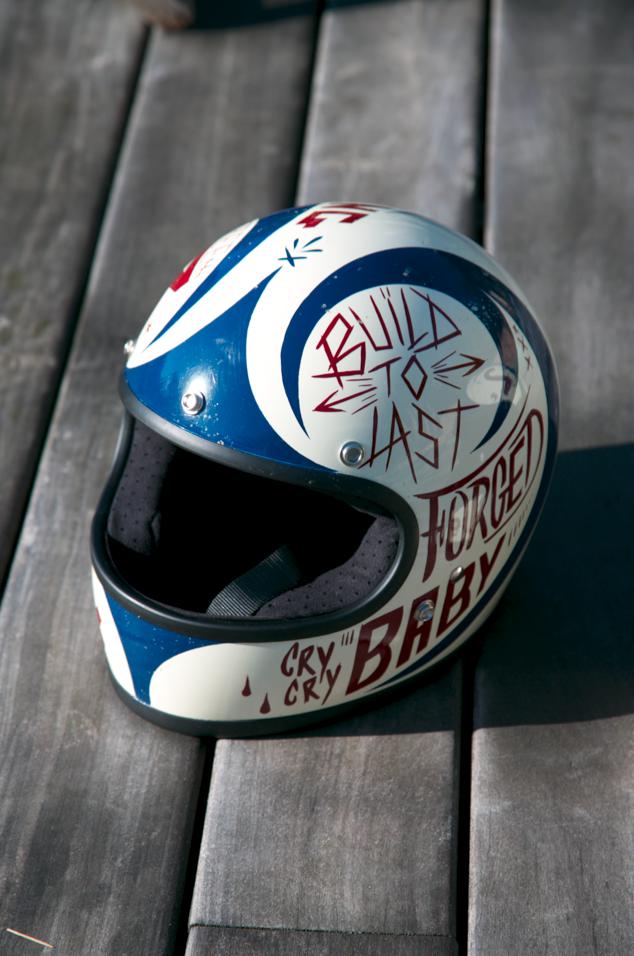 custom helmets by skuddesign 4h10. Black Bedroom Furniture Sets. Home Design Ideas