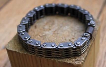 bracelet chaine 4h10