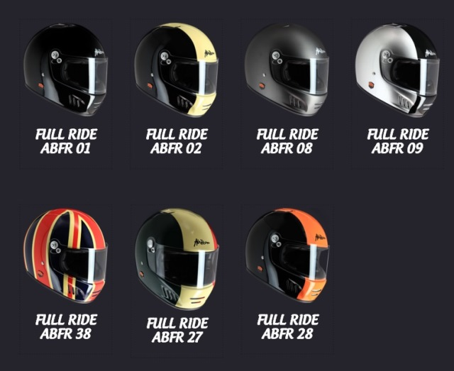 casque airborn full ride integral 4h10.com