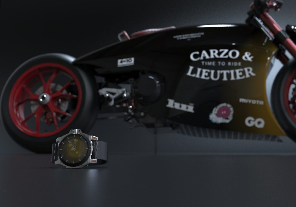 Philippe Carzo-Guillaume Lieutier-Carzo-Lieutier-CarzoLieutier-montre-watch-moto-motorcycle-kustom-custom-french-touch-4h10-4H10-bike-clock-