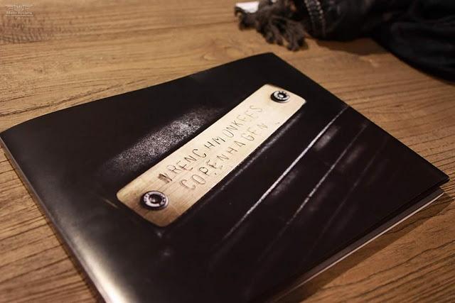 Wrenchmonkees // Custom book