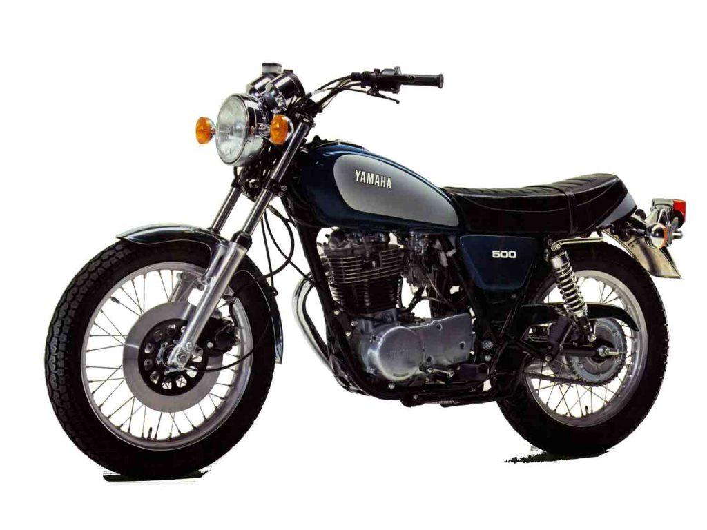 YAMAHA 500 SR – MOTO NEO-RETRO 500cc