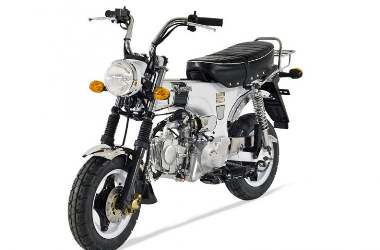 new dax moto neo retro 125cc 4h10. Black Bedroom Furniture Sets. Home Design Ideas