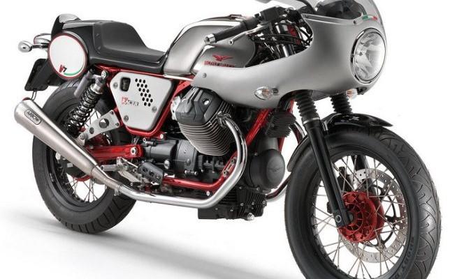 Bonneville And Son Parts Home Facebook >> MOTO GUZZI V7 RACER // MOTO NEO-RETRO 744CC | 4h10