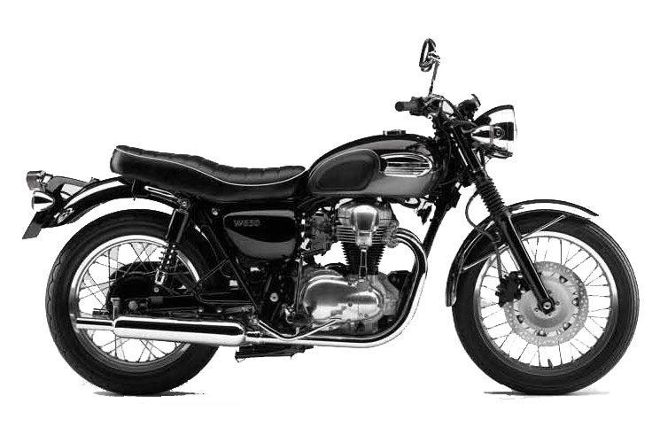 moto kawasaki neo retro