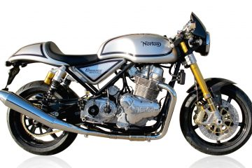 Commando 2012 961 SE Norton
