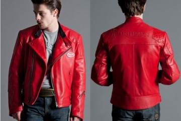 LEWIS LEATHERS TRIUMPH WHITFIELD red 4h10.com
