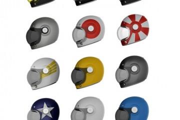 concept chad hodge fullface bubblevisor helmet 4h10.com