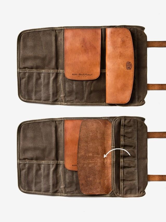 trousse a outils vintage deus x makr 4h10. Black Bedroom Furniture Sets. Home Design Ideas