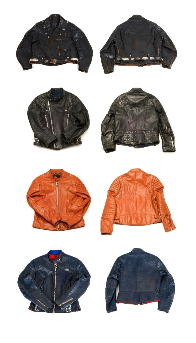 insurrection vintage bike leathers 4h10.com