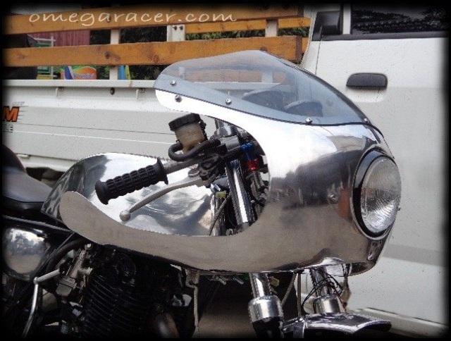carenage aluminium 500 sr 410.com