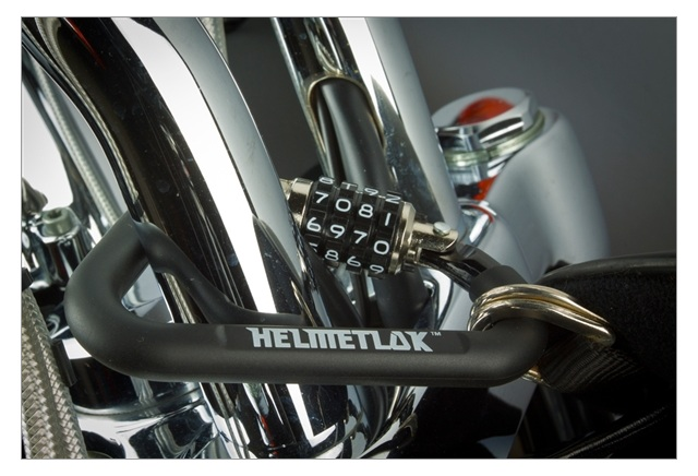 The Helmetlock 2 // antivol pour casque