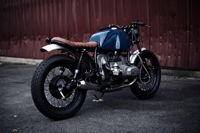 bmw r75 night tracker clutch custom motorcycles paris 4h10. Black Bedroom Furniture Sets. Home Design Ideas