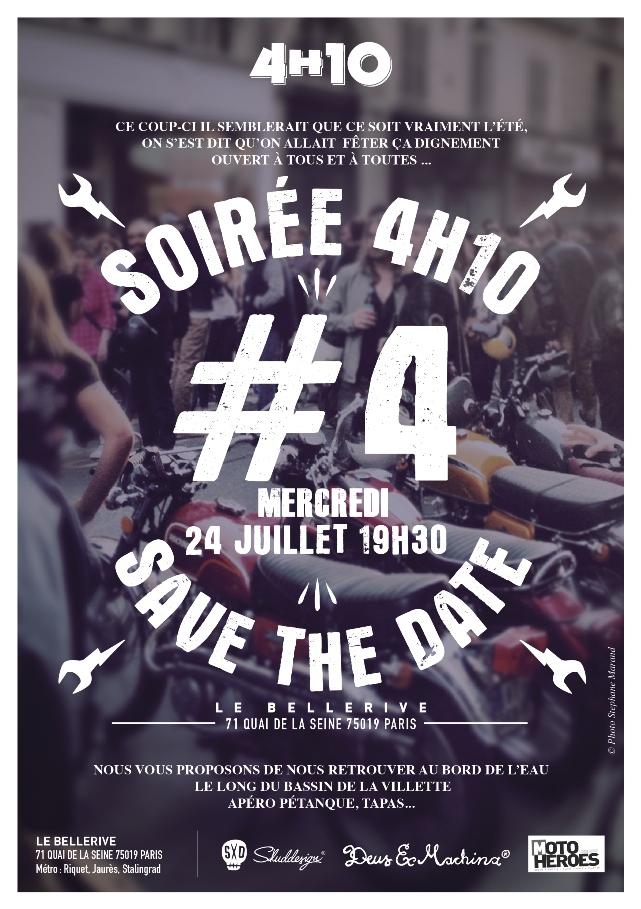 Soiree 4H10  #  4
