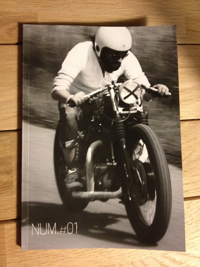 Fanzine // All you need is … ride !