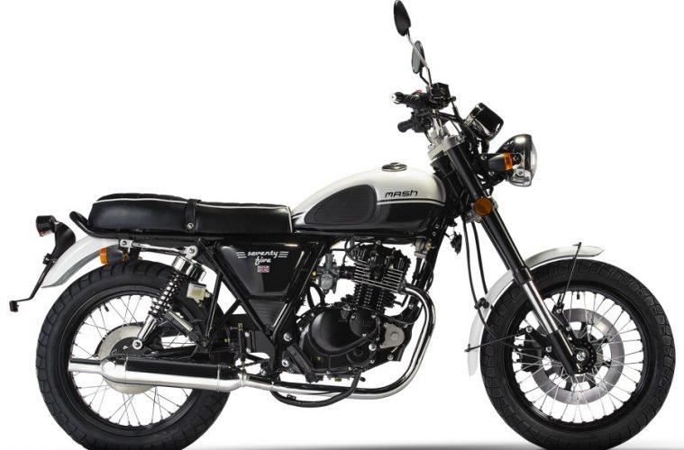 mash seventy five moto neo retro 125cc 4h10. Black Bedroom Furniture Sets. Home Design Ideas