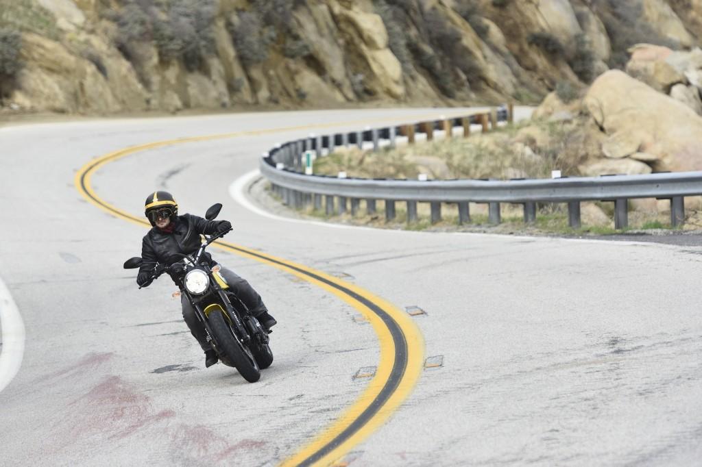 Ducati Scrambler le TEST – Partie 1
