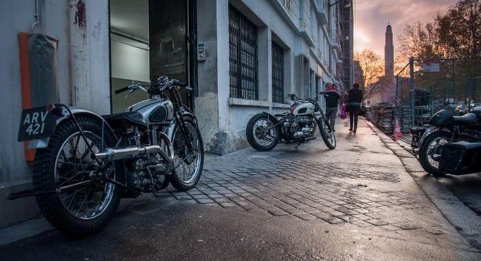 Addict Motorcycle Paris